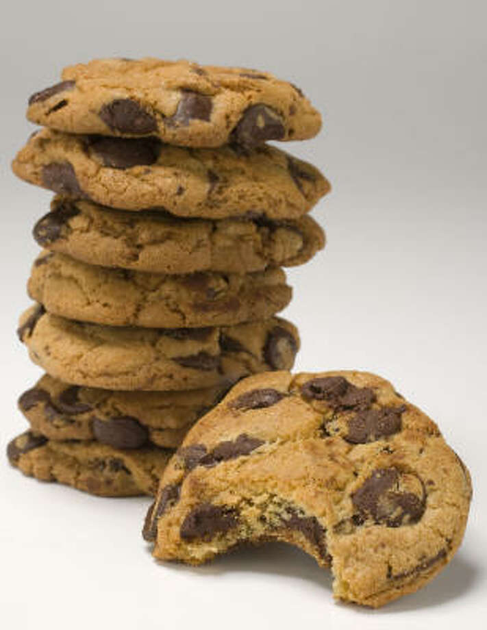 Jacques Torres Winning Chocolate Chip Cookies Photo: JAMES NIELSEN :, CHRONICLE