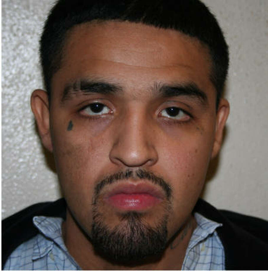 Carlos Garcia Hernandez was the subject of a nine-month binational manhunt. Photo: For The Chronicle
