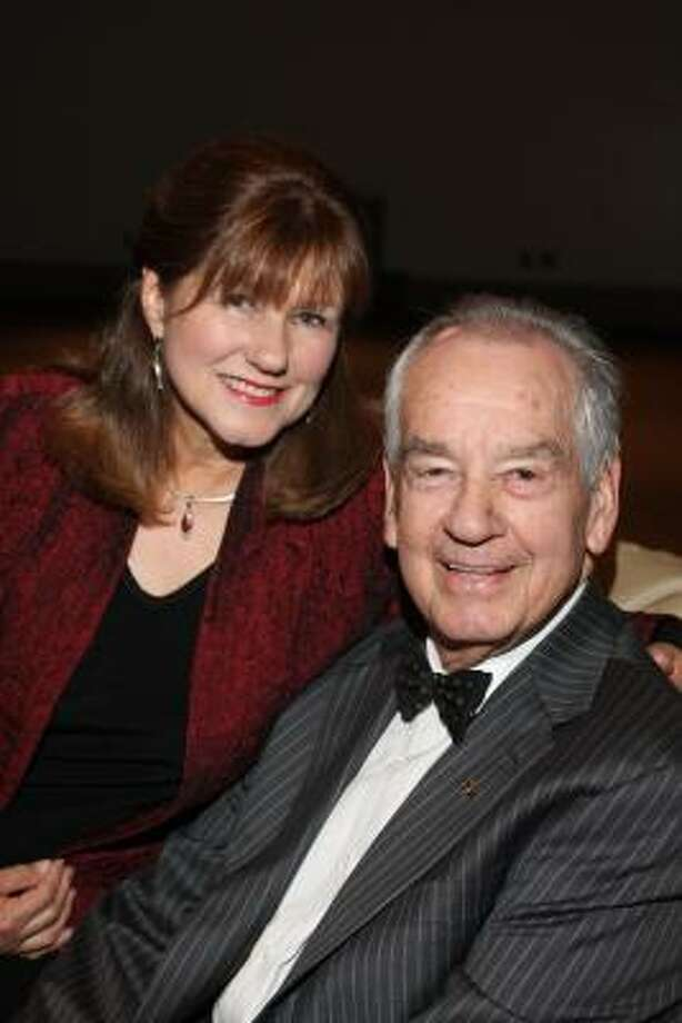 Julie Ziglar Norman and Zig Ziglar