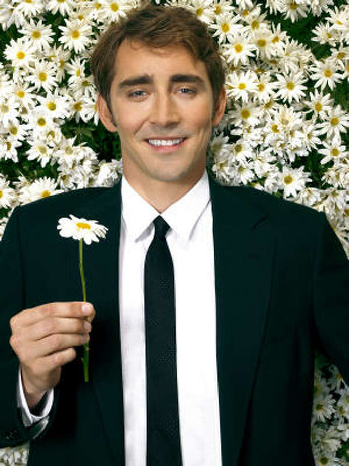 """Lee Pace, """"Pushing Daisies,"""" ABC. It's not his fault the series was canceled—he was wonderful. Photo: JUSTIN STEPHENS, ABC"""