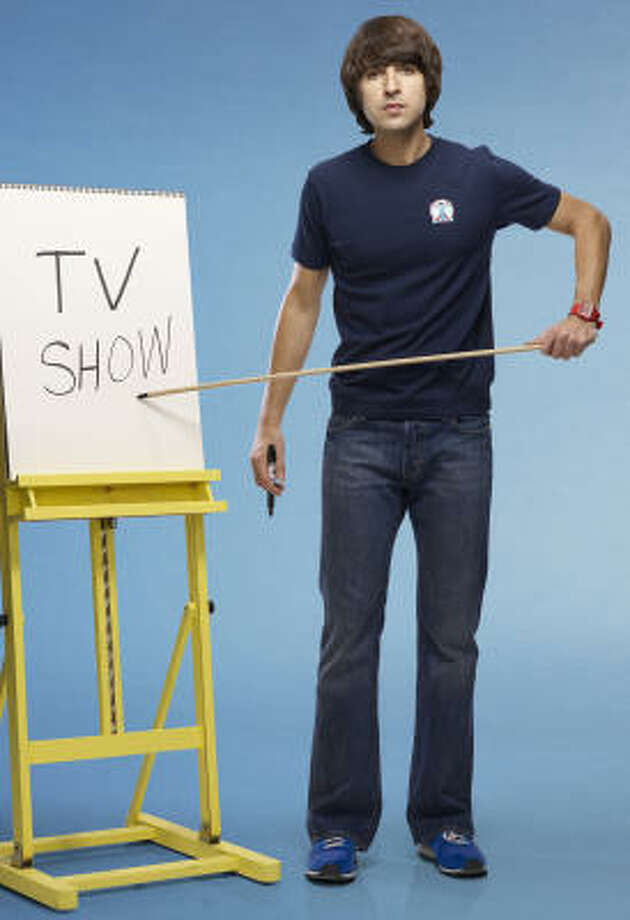 Demetri Martin gets his own show on Comedy Central. Photo: MCT