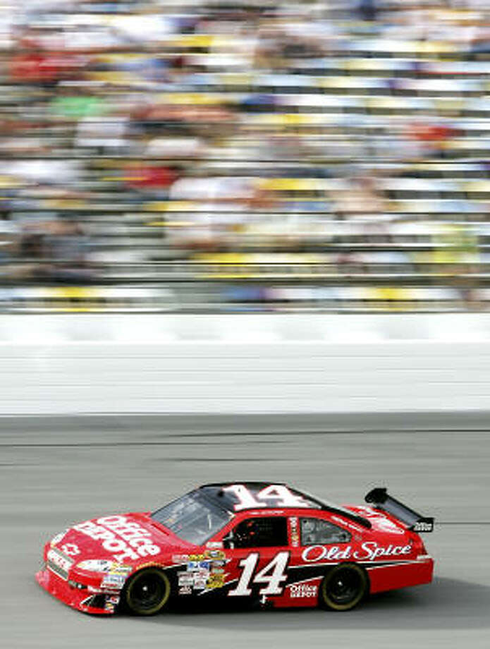 Tony Stewart traded his old orange car for a bright new red car, his familiar No. 20 for the new No. 14 and his old sponsor Home Depot for Office Depot (and Old Spice). Stewart's new ride is just one of several changes as the '09 Sprint Cup season kicks off Sunday. Photo: Jerry Markland, Getty Images For NASCAR