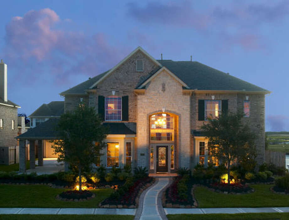 abundant options: Buyers in Southern Trails have abundant options, with more than 60 home designs by Newmark Homes and Ashton Woods Homes with prices from the $150,000s to $330,000s.