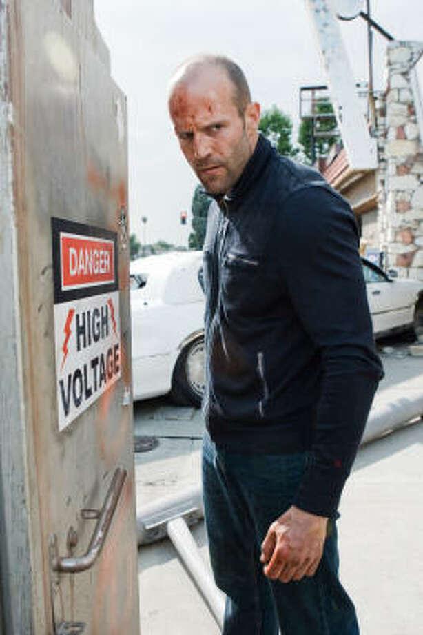 Jason Statham stars in Crank: High Voltage. Photo: Justin Lubin Lions
