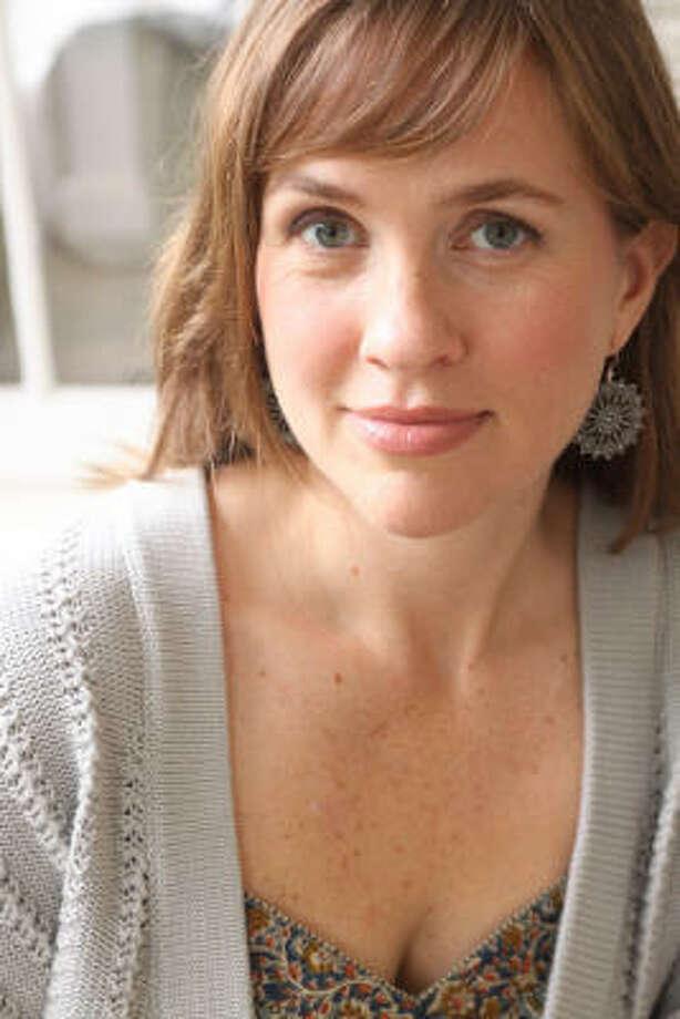 singer-songwriter Caroline Herring Photo: LOTOSNILE