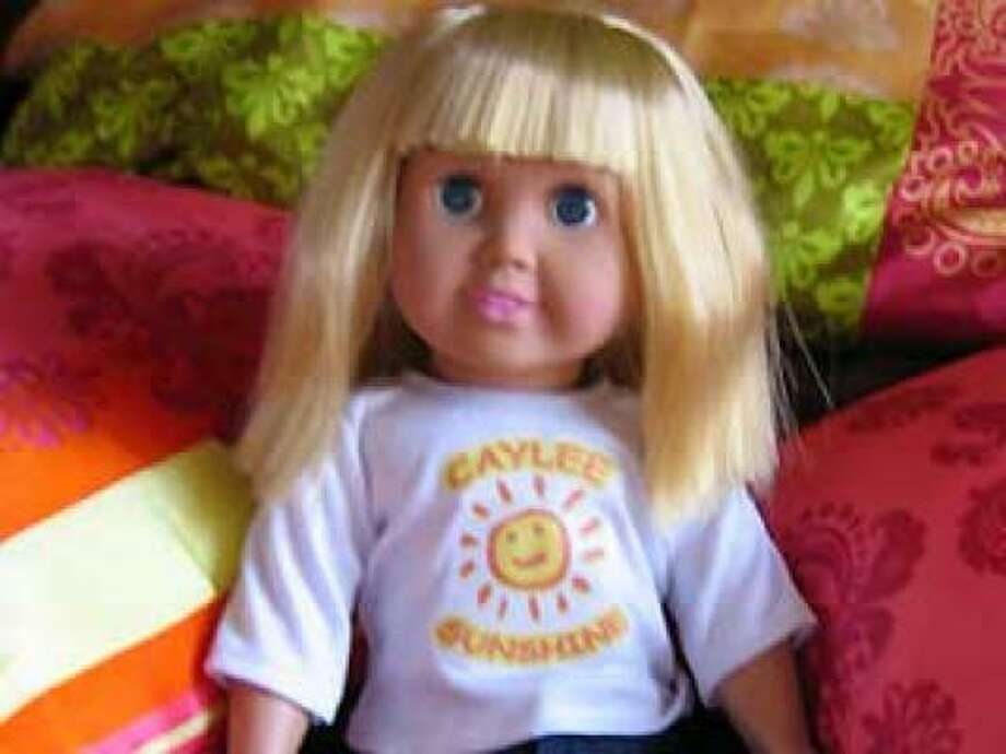 Showbiz Promotions, based in Jacksonville, had planned to sell its Caylee Sunshine doll for $29.99. Photo: MyFoxOrlando