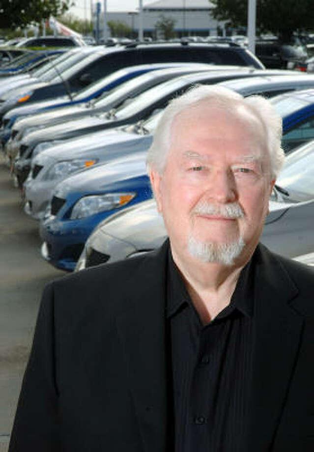 Steve McDowell says innovative and creative car dealers can still thrive. Photo: DAVE ROSSMAN :, FOR THE CHRONICLE