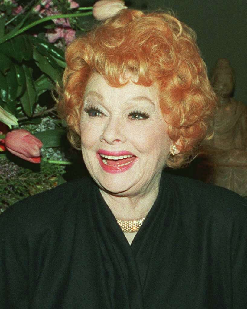 Lucille Ball legacy