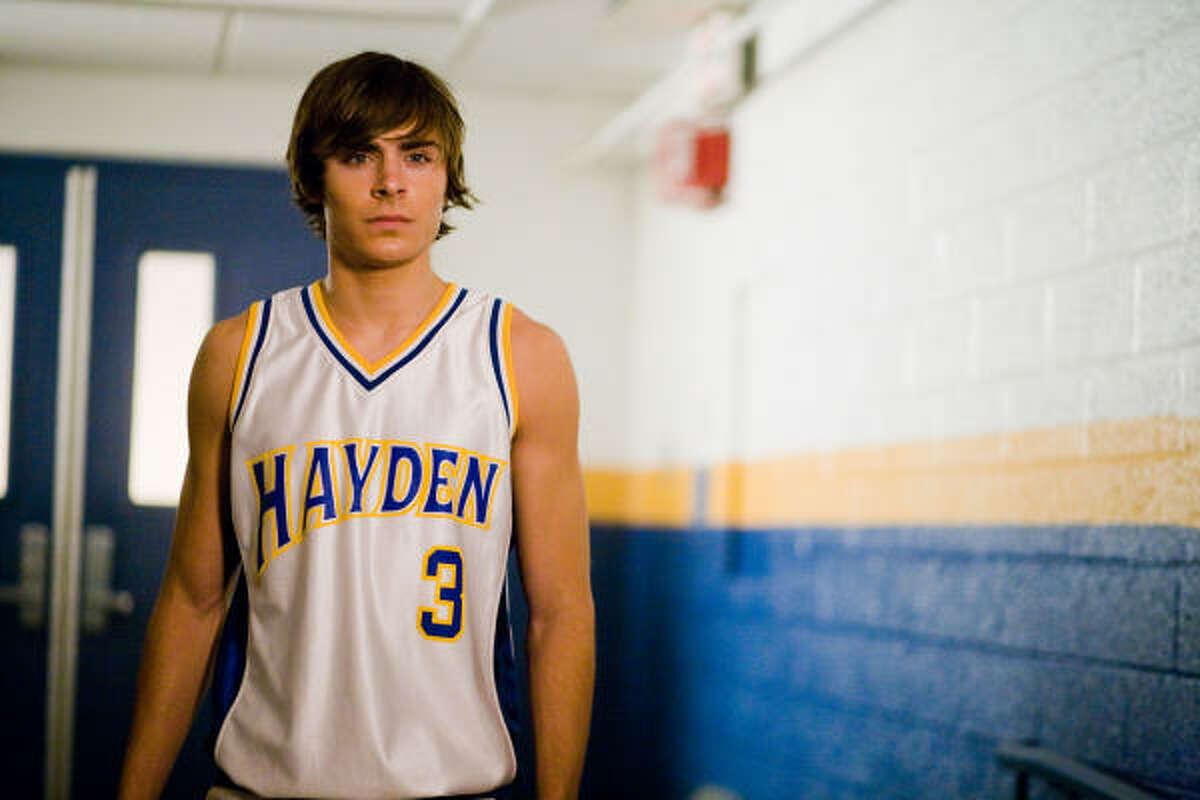 Zac Efron stars as Mike O'Donnell in New Line Cinema's comedy 17 Again.