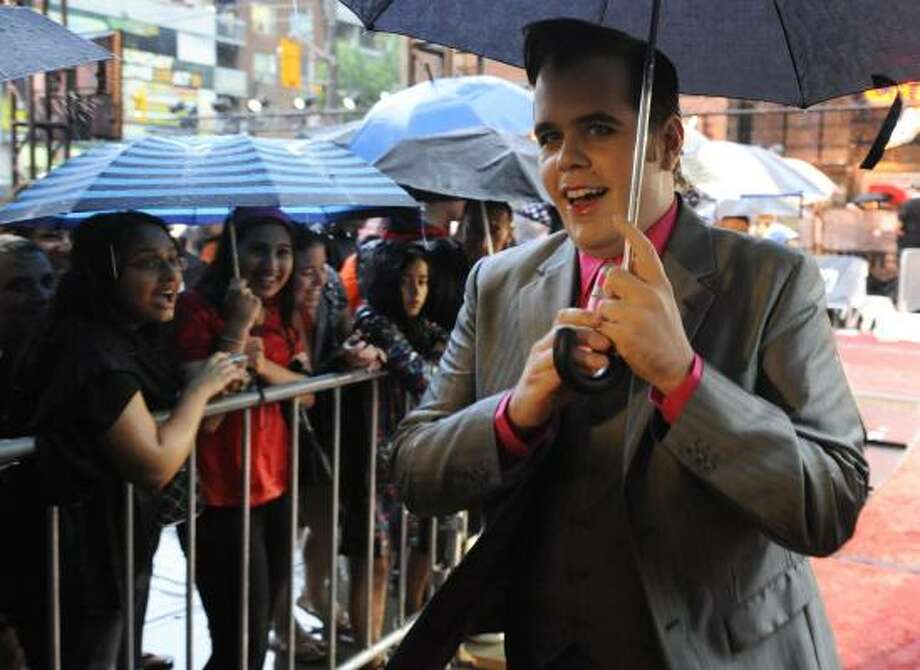 Perez Hilton thinks Gloria Estefan is the coolest celebrity. Photo: Aaron Harris, Associated Press