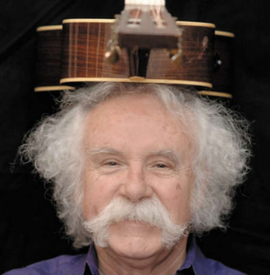 Jim Post is Mark Twain in Mark Twain and the Laughing River, which plays through the weekend. Photo: Courtesy Of Jim Post