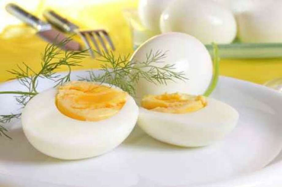 Any way you slice it, eggs are a treat that many look forward to after Easter. Photo: FOTOLIA