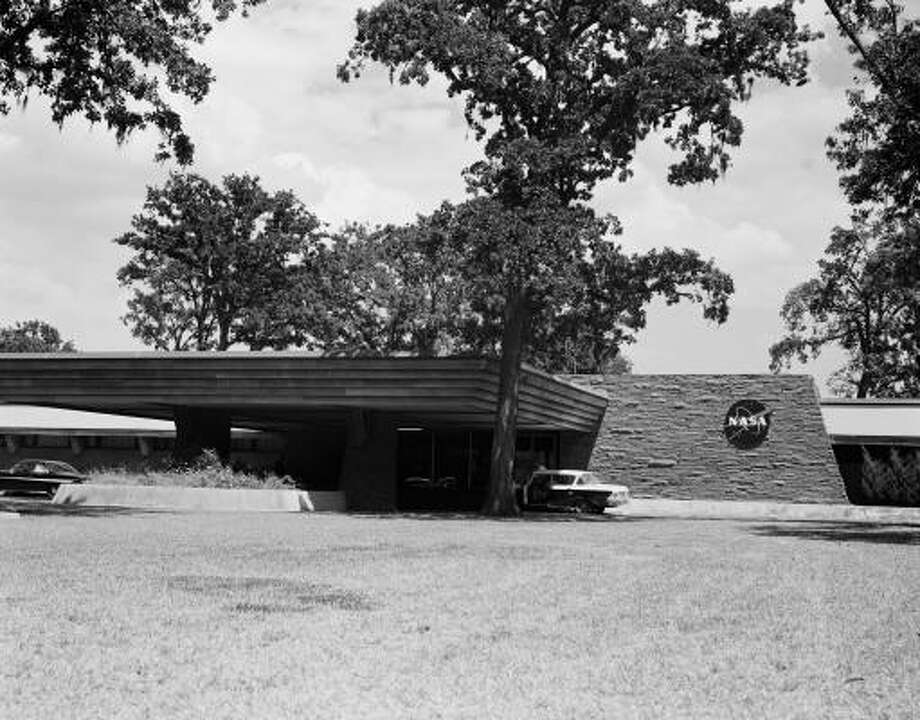 A southeast Houston building was home to the Manned Spacecraft Center in the 1960s. Photo: NASA