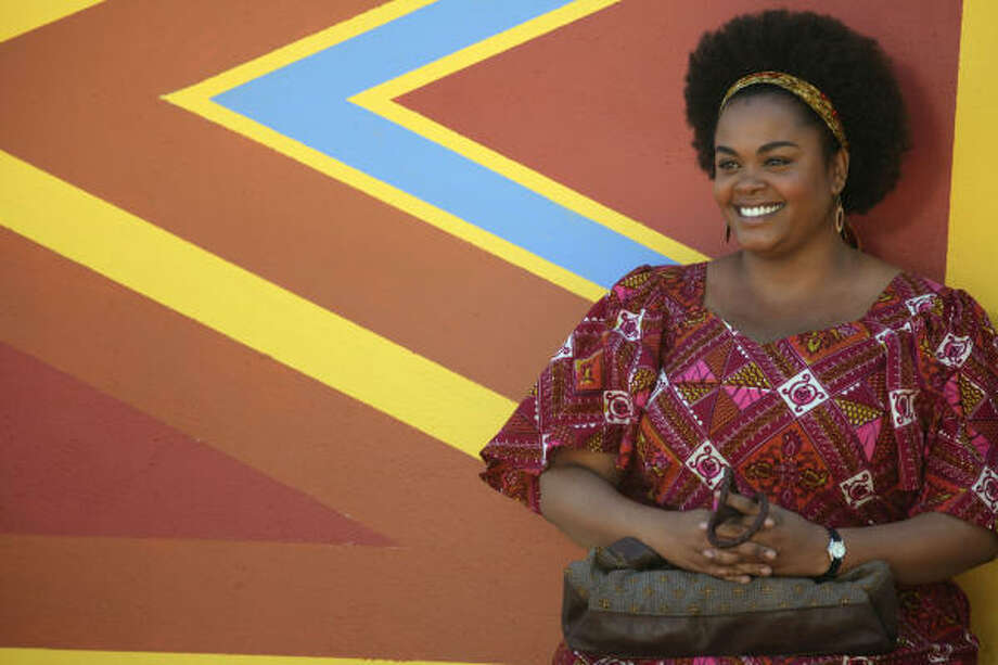 Jill Scott stars as Mma Precious Ramotswe in HBO's new series, The No. 1 Ladies' Detective Agency, which follows the life a detective in Botswana who is genuinely interested in helping people. Photo: KEITH BERNSTEIN :, HBO | MCT