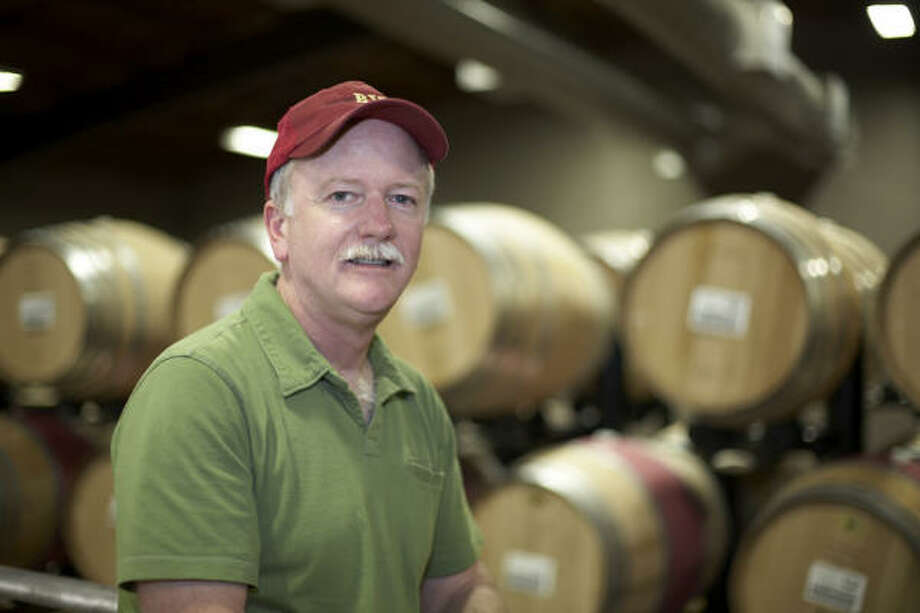 Joel Aiken is the winemaker for Beaulieu Vineyards' Georges de Latour Cabernet Sauvignon. Photo: Courtesy Photo