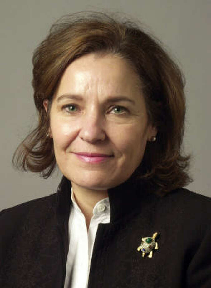 Sharon Keller is the presiding judge of the Texas Court of Criminal Appeals. Photo: Associated Press