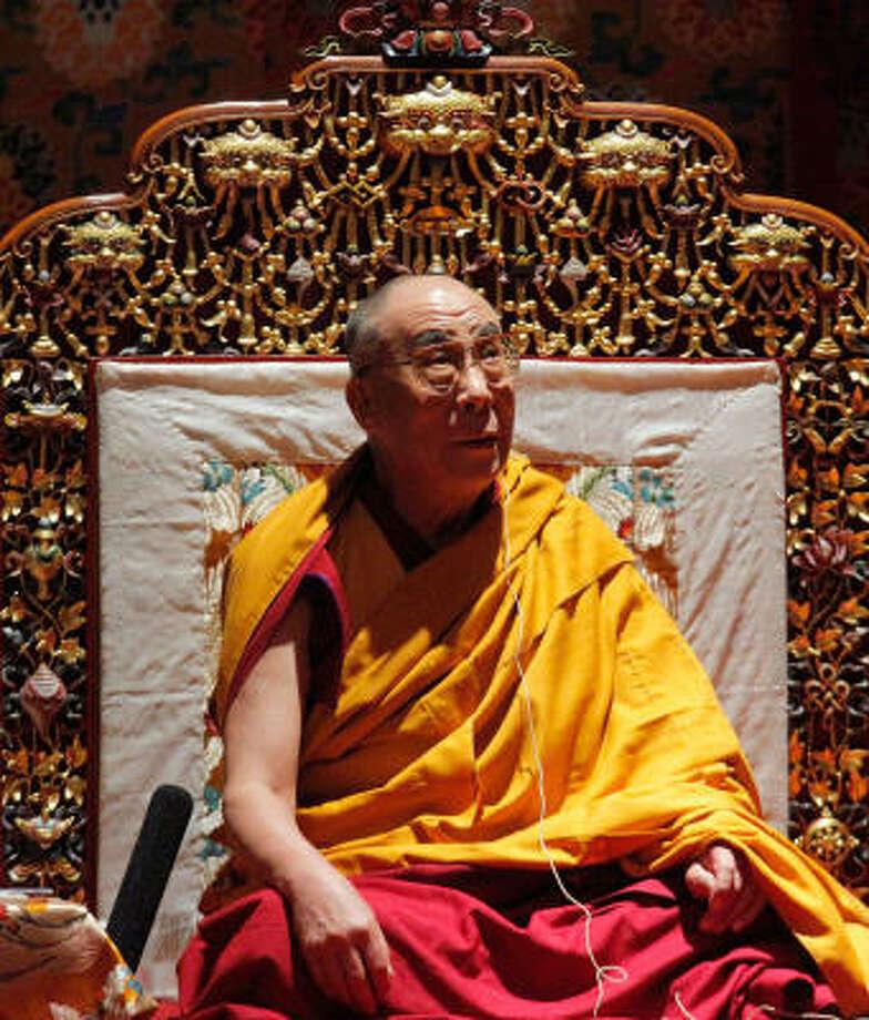 The Dalai Lama Photo: Jemal Countess, Getty Images