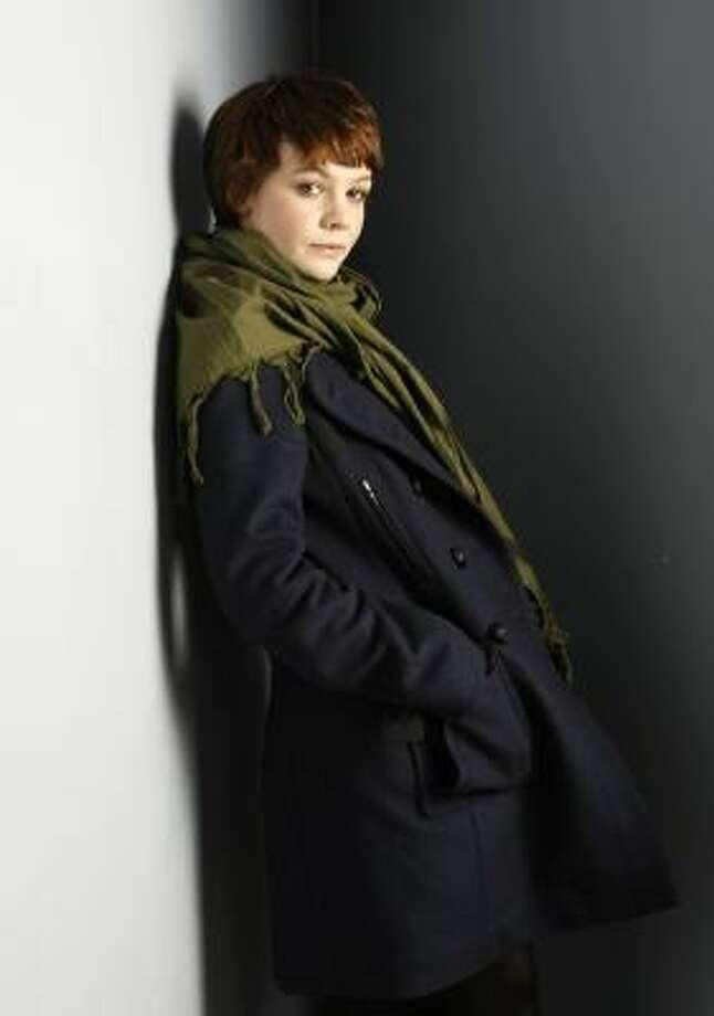 Actress Carey Mulligan will star opposite Helen Mirren, Natalie Portman, Jake Gyllenhaal and Keira Knightley in a handful of upcoming projects. Photo: Mark Mainz :, Associated Press