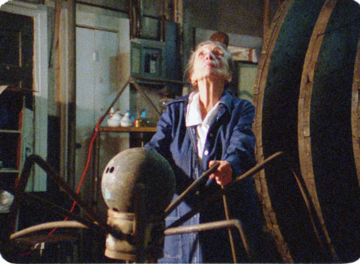 Artist Louise Bourgeois is the subject of the documentary Louise Bourgeois: The Spider, the Mistress and the Tangerine, a Zeitgeist Films release.