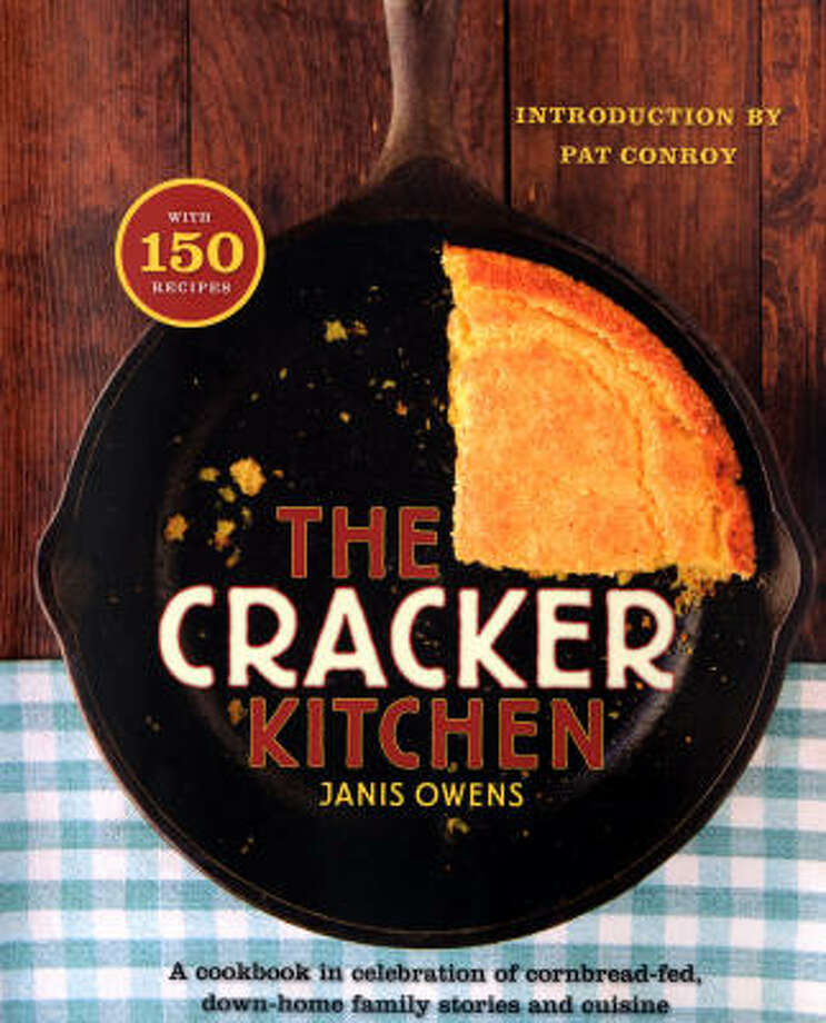 The Cracker Kitchen by Janis Owens Photo: Simon And Schuster