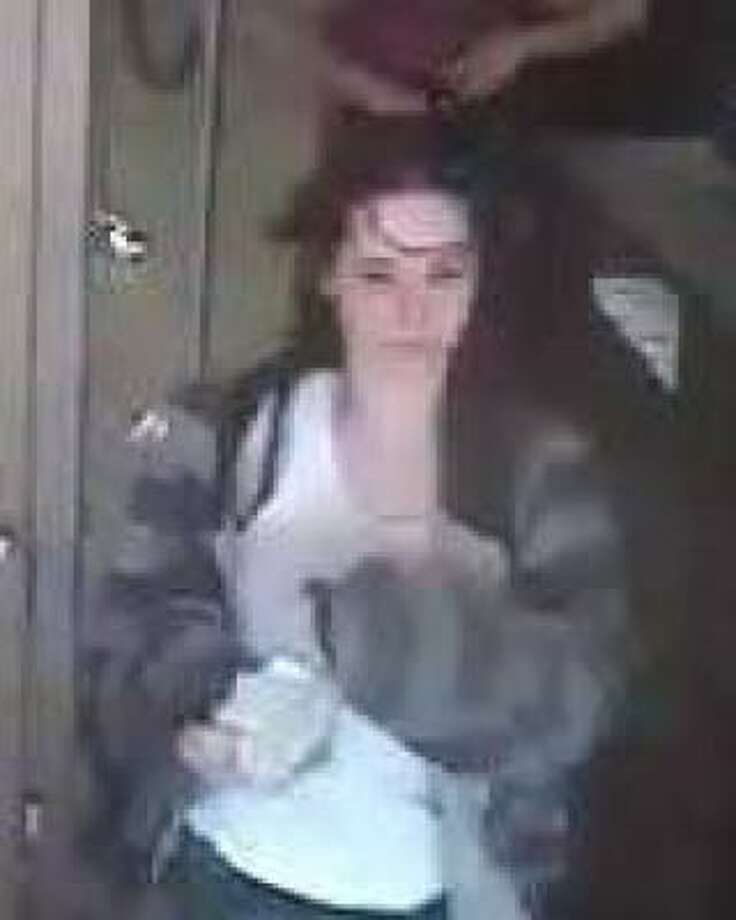 Authorities are looking for this woman, who, along with a man, reportedly robbed a Wells Fargo bank branch in southwest Houston on Thursday evening. Photo: FBI