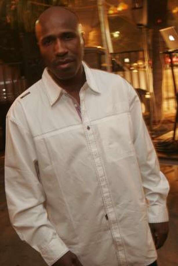 Willie D, aka: William James Dennis, from The Geto Boys  Photo: Bill Olive, For The Chronicle