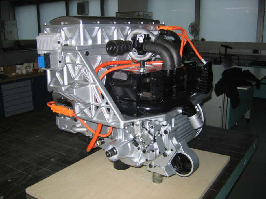 The Second Generation Fuel Cell System From General Motors Is 220 Pounds Lighter And