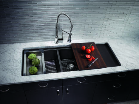 latest trends in kitchen sinks mean more options houston