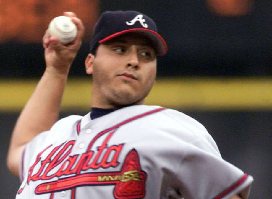 Russ Ortiz has pitched for the Braves as well as the Giants, Diamondbacks and Orioles. Photo: GEORGE WIDMAN, AP
