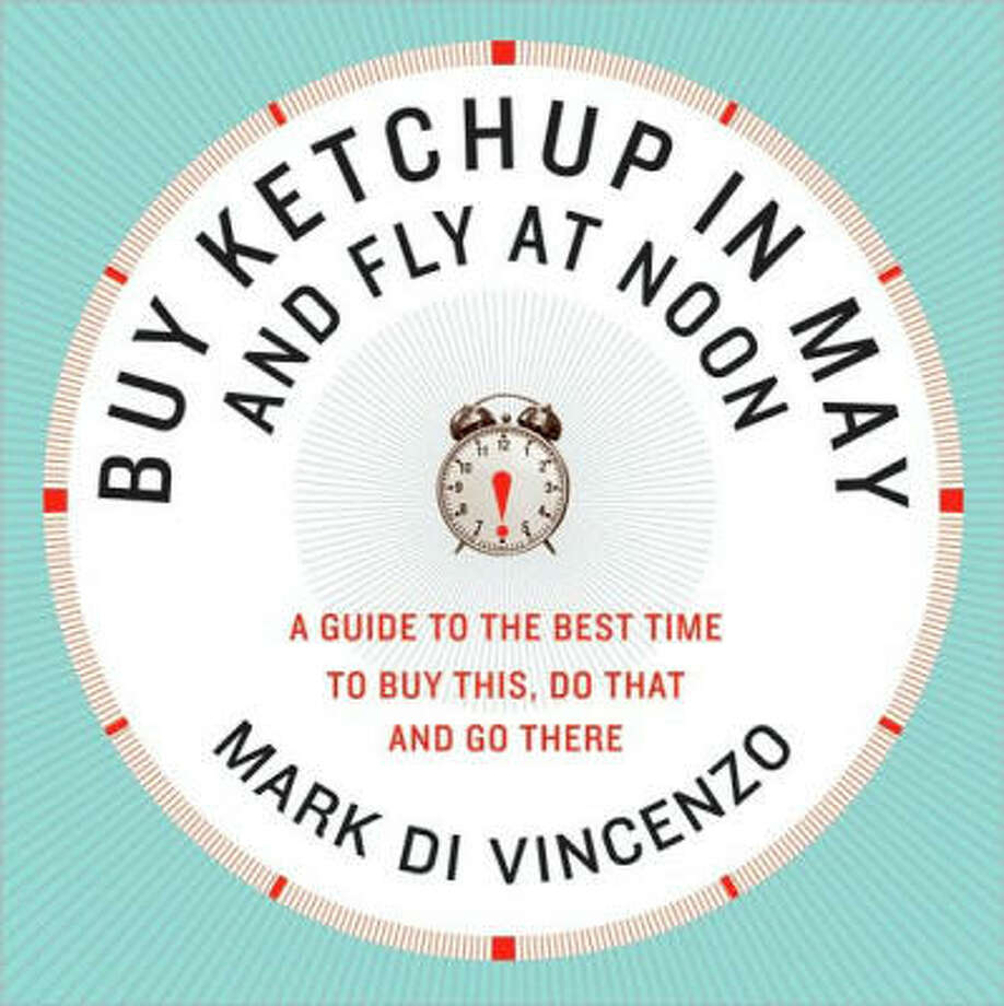 Buy Ketchup In May and Fly At Noon By Mark Di Vincenzo HarperCollins 192 pages; #13.99 Photo: HarperCollins