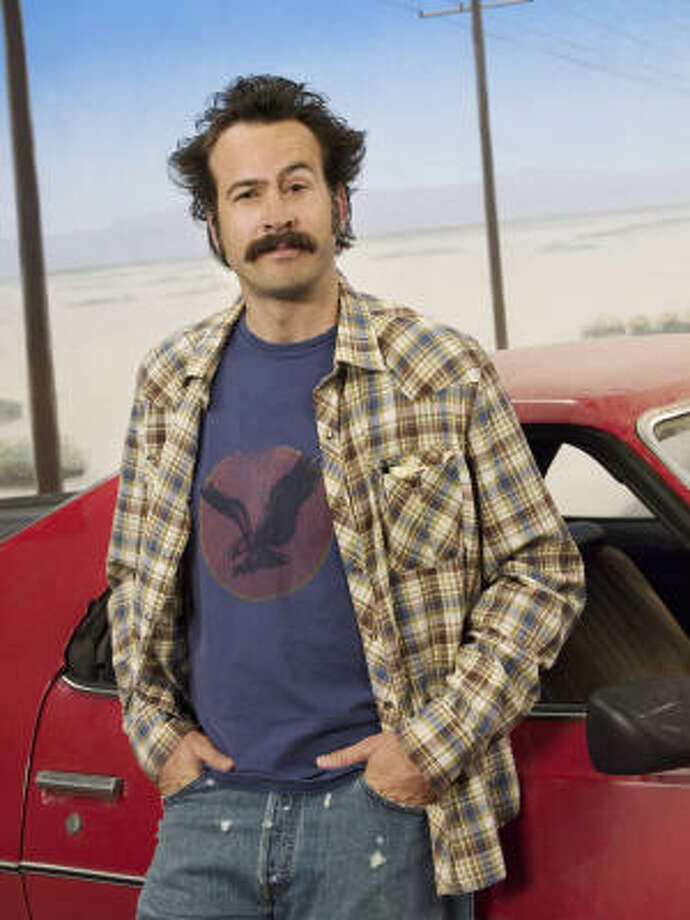 "Can't get enough: ""My Name Is Earl."" Jason Lee's character, Earl, tries to improve his karma by making amends with all the people he's wronged. Then the show just ended one day, and we have no idea what happened to Earl. Photo: Mitchell  Haaseth, NBC"