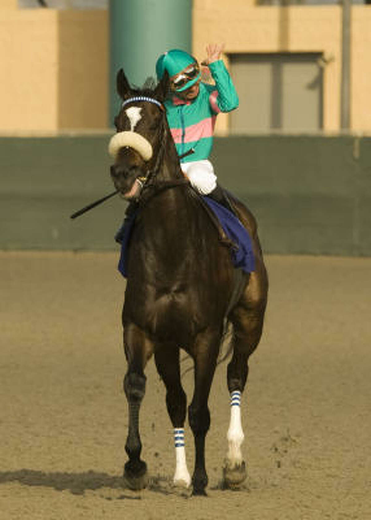 Zenyatta is 12-0 after winning the Clement L. Hirsch Stakes at Del Mar on Sunday.