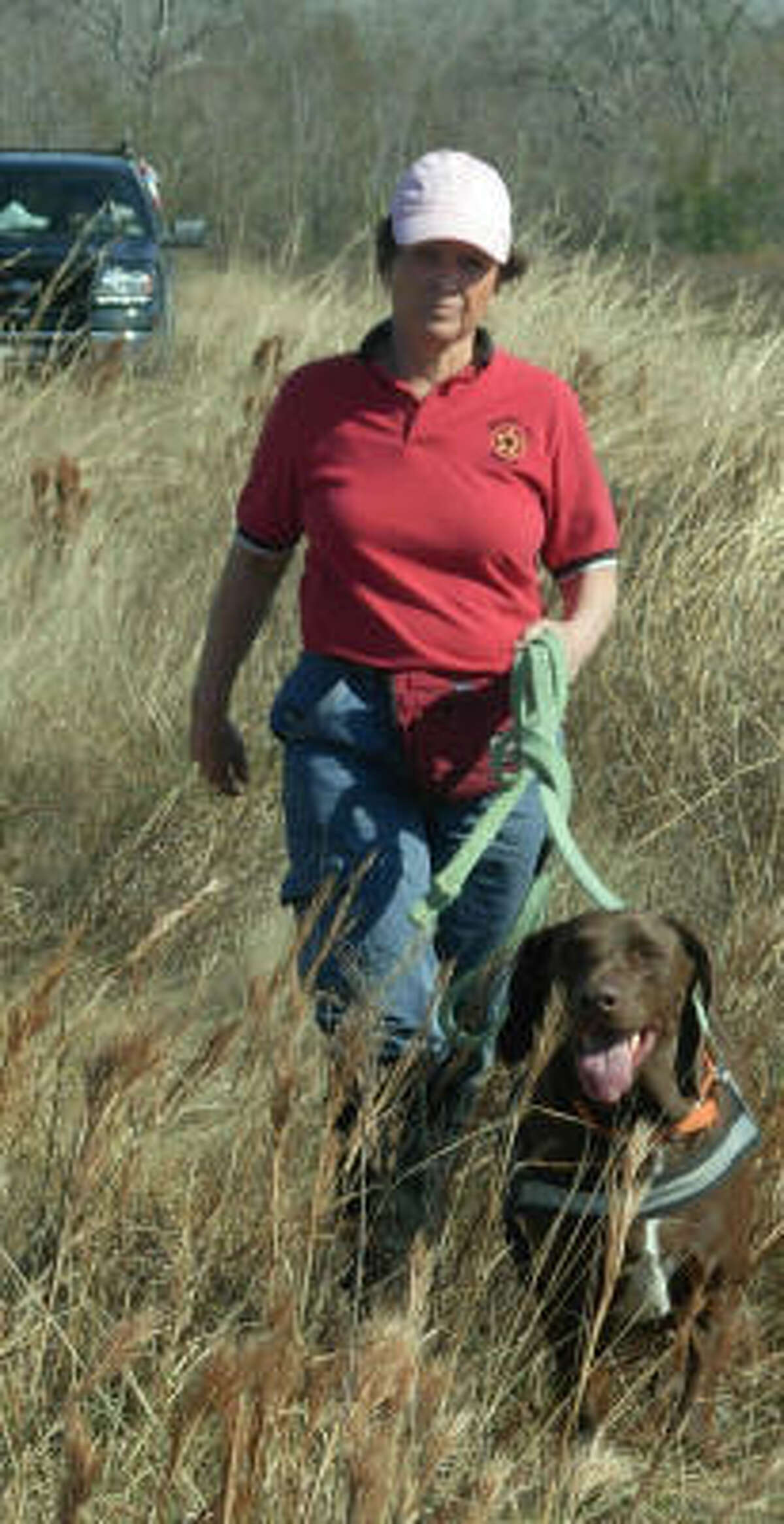 Karin TarQwyn is one of the few licensed private detectives in the country who specializes in finding lost dogs.
