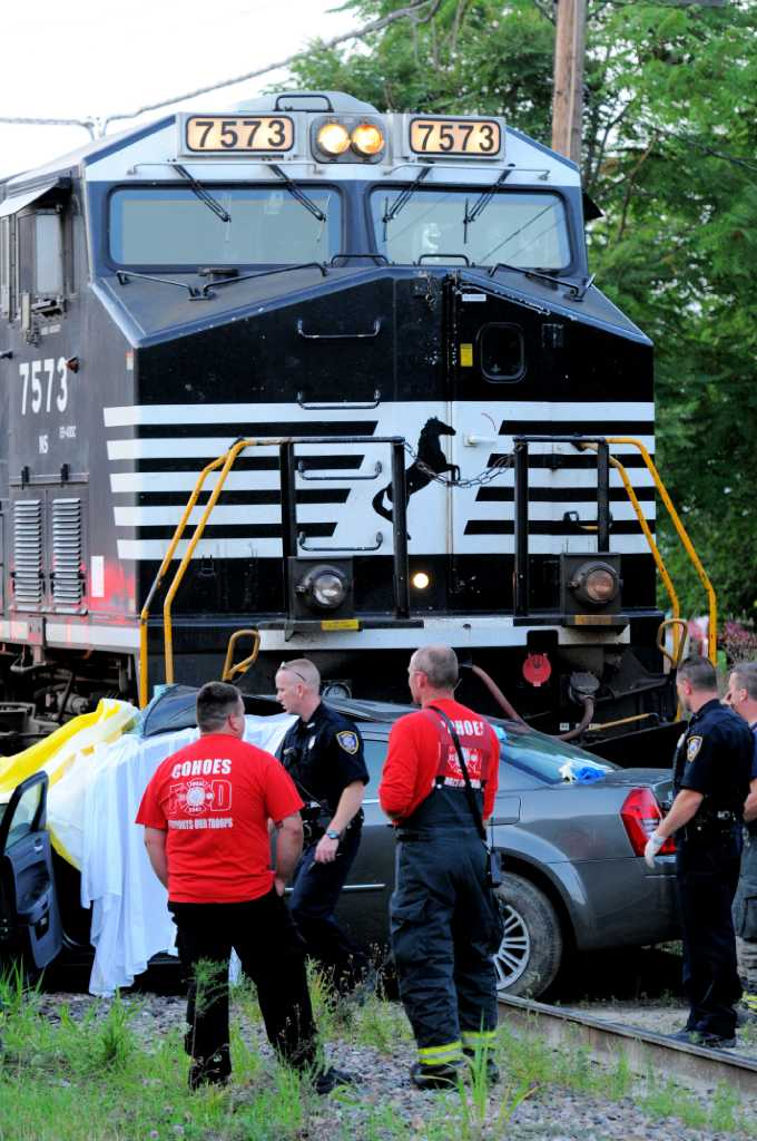 Albany Gas Prices >> Cohoes chief frustrated over wait for fatal train crash video - Times Union