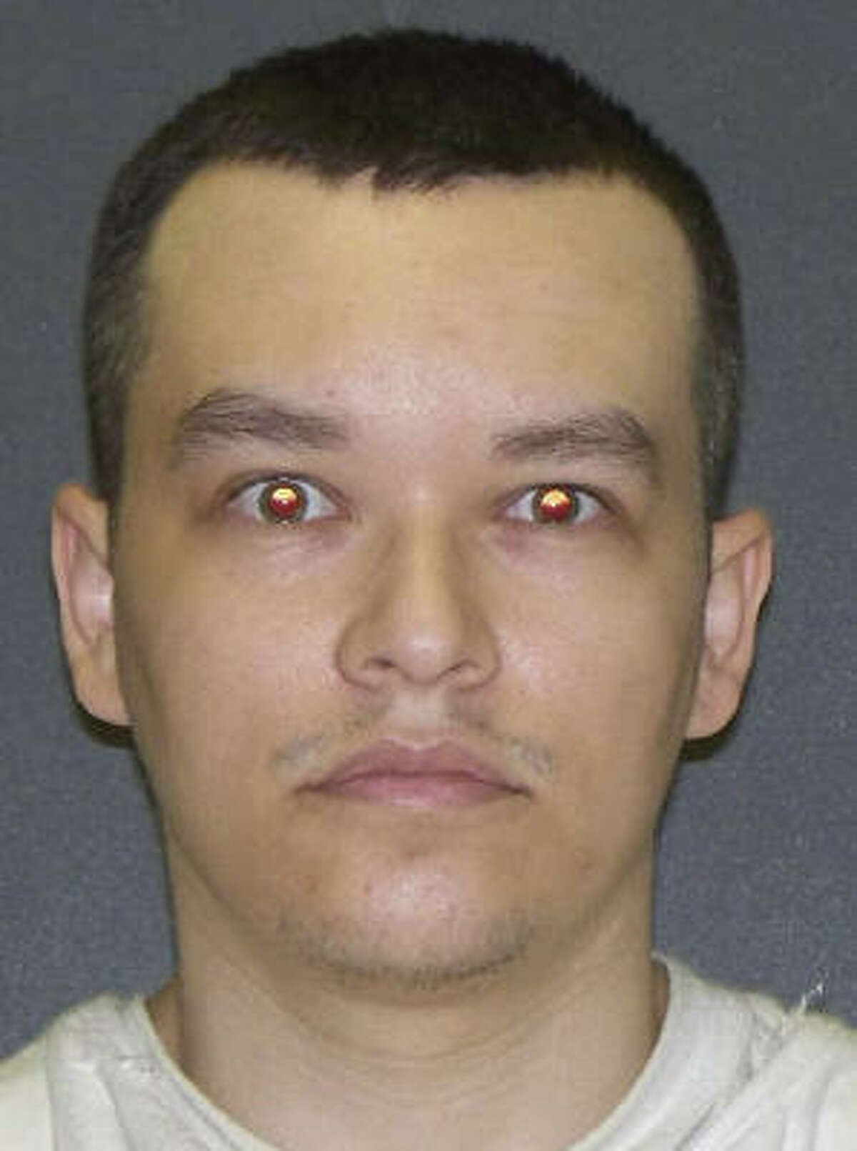 Khristian Oliver is scheduled for execution by lethal injection at today in Huntsville.