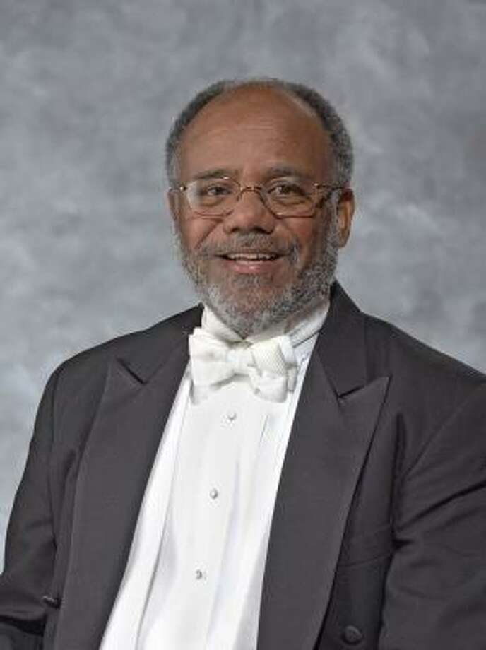 Robert Ray of  St. Louis, is a  well-known Gospel Mass, conductor and educator Photo: Robert Ray