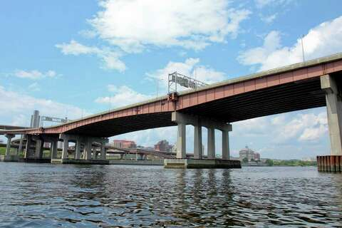 1 hurt in truck rollover on Dunn bridge - Times Union