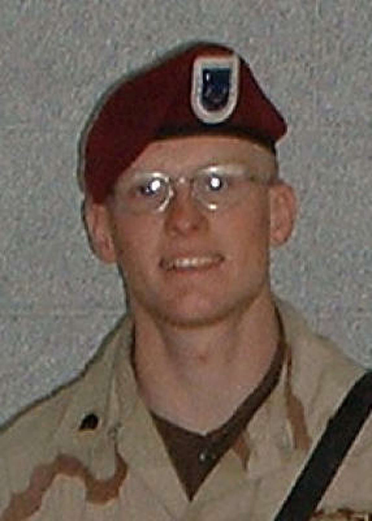 "Sgt. Nils ""Aron"" Andersson shot himself in 2007. He had served two combat tours in Iraq before being reassigned to recruiting duty in Houston."