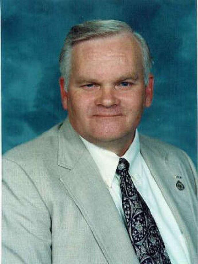 R. R. Metcalf, former Pasadena police officer, Vietnam veteran. Photo: Family Photo