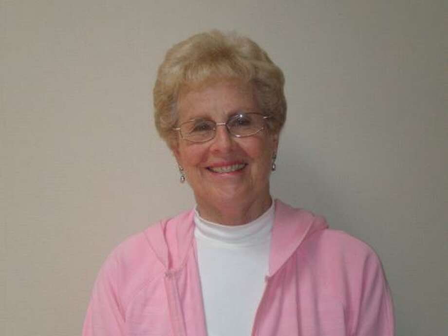 NEW PRESIDENT: Mary H. Slaughter of Humble will continue as president of the Memorial Hermann Northeast Volunteers.