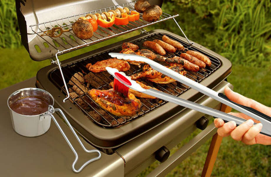 GRILLING GOT YOUR GOAT?: This is a set of products that combines the best of all worlds when it comes to grilling.