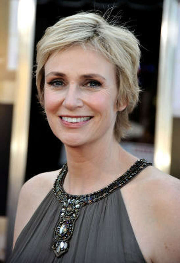 Jane Lynch says she was attracted to her role in Post Grad because of the chance to work with co-stars Alexis Bledel, Carol Burnett and Michael Keaton. Photo: Kevin Winter, Getty Images