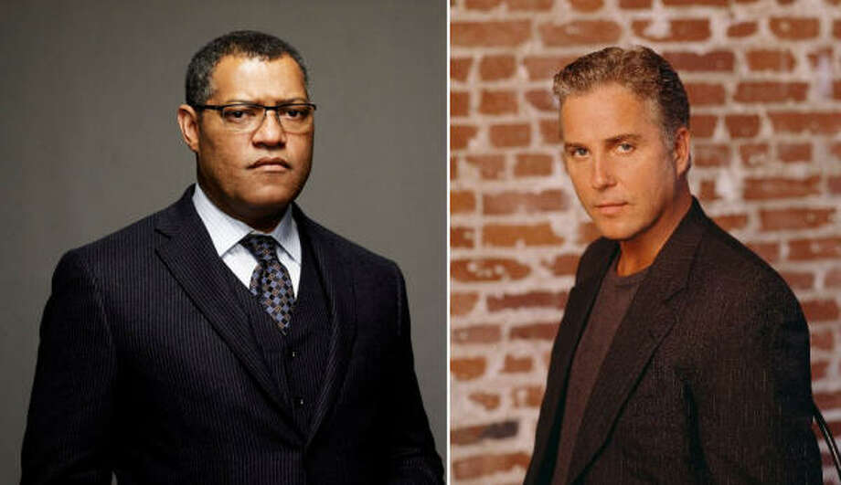 Jan. 15: William Petersen appears for the last time as Gil Grissom on C.S.I., and is replaced by Laurence Fishburne. No one notices except for the 60 billion people that tune in each week. Photo: CBS Photos