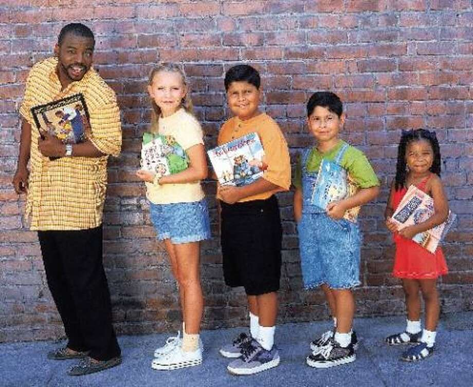 Aug. 28: PBS airs Reading Rainbow for the last time after being on the air for 26 years. Photo: Associated Press