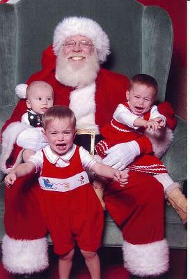 MomHouston: Take the photo quick! I'm losing my grip.    Photo: Bethanysmith, Chron.commons