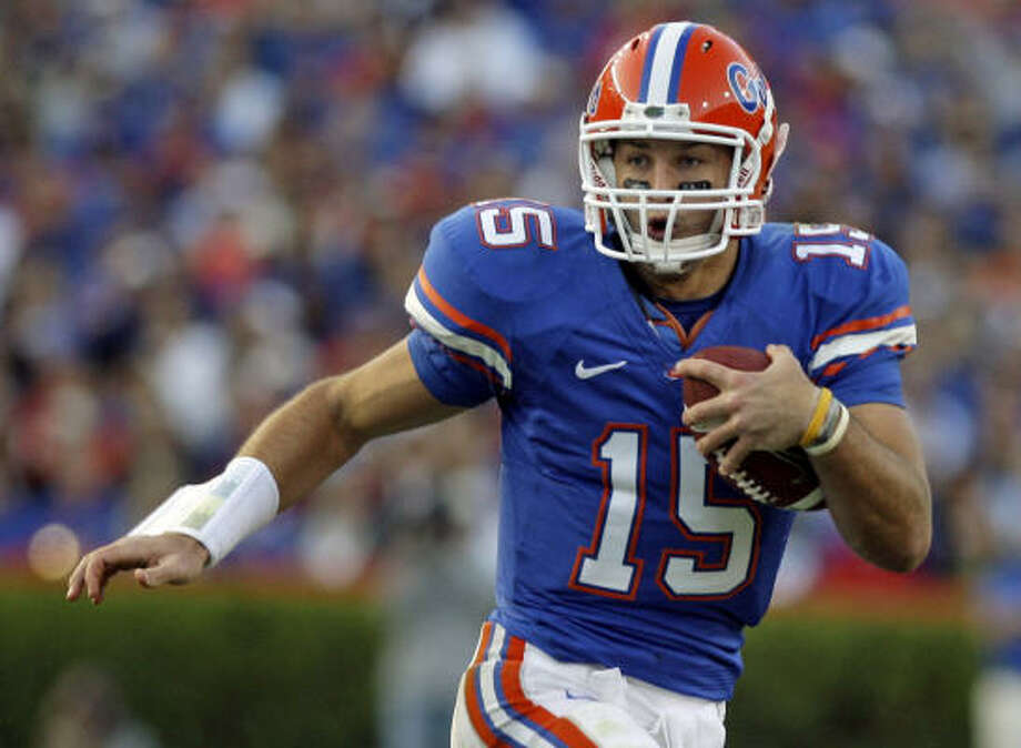 2007: Tim Tebow 