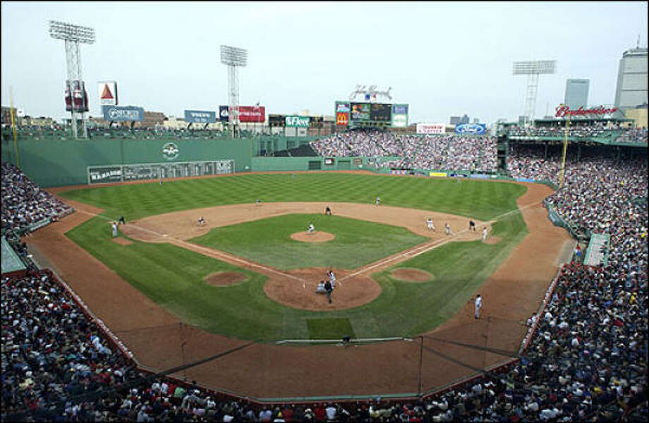 Fenway Park: Boston  From the Green Monster to Babe Ruth to Ted Williams to Yaz and Carlton Fisk's 12th-inning homer to win Game 6 of the 1975 World Series, there's plenty of history to make this a must-visit destination. Photo: Associated Press