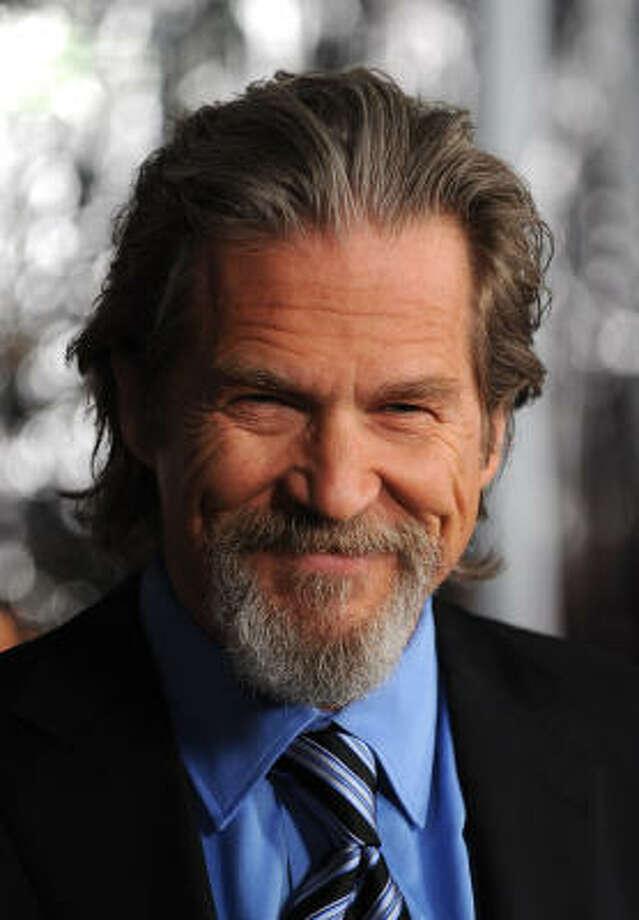 Best Actor: Jeff Bridges in Crazy Heart Photo: Frazer Harrison, Getty Images