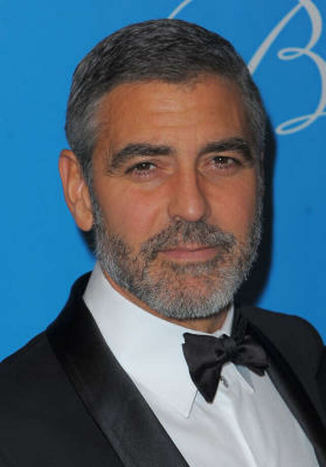 Best Actor: George Clooney in Up in the Air Photo: Jason Merritt, Getty Images