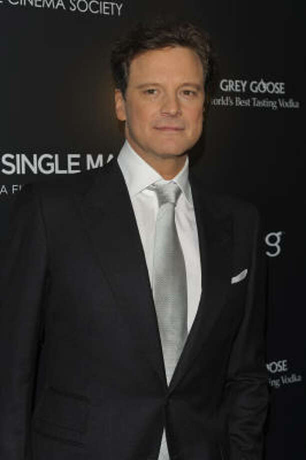 Best Actor: Colin Firth in A Single Man Photo: Stephen Lovekin, Getty Images For The Weinstein C